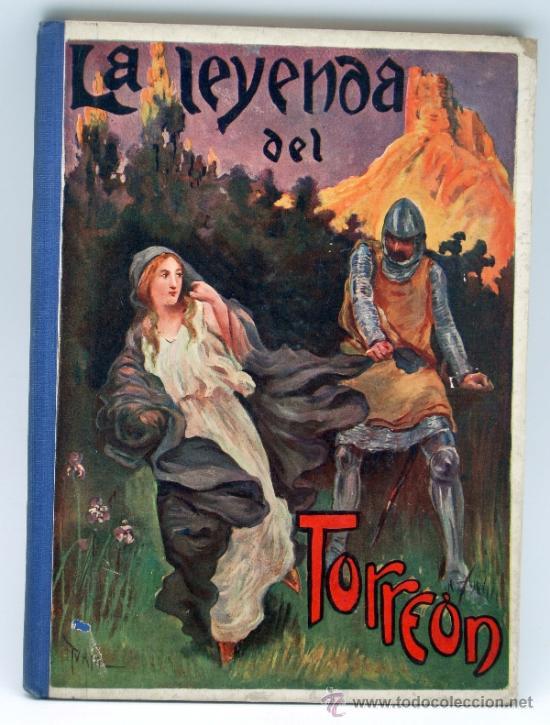 LA LEYENDA DEL TORREÓN Y OTROS CUENTOS MORALES ED APOSTOLADO DE LA PRENSA 1923 (Libros Antiguos, Raros y Curiosos - Literatura Infantil y Juvenil - Cuentos)
