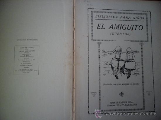 Libros antiguos: J. ortega munilla lecturas infantiles ed sopena 1922 - Foto 3 - 38499707