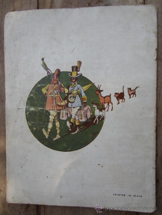 Libros antiguos: cuentos en colores - V III - robinson crusoe , ramon sopena - dibujos ASHA - Foto 11 - 38902895