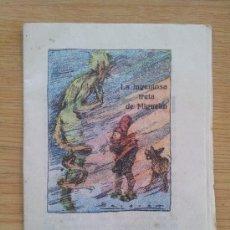 Libros antiguos: CUENTO MINIATURA LA INGENIOSA TRETA DE MIGUELIN MIDE 10,5 X 7,5 CM. Lote 38915049