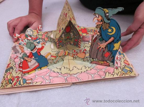 Libros antiguos: Lote de 2 libro de editorial el Molino. Los 3 cerditos y Enanos del bosque. - Foto 10 - 39111581