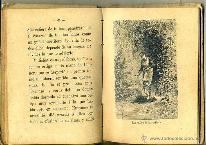 Libros antiguos: LOS PRÍNCIPES ENCANTADOS (CALLEJA, 1901) ILUSTRADO - Foto 2 - 39330190