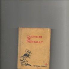 Libros antiguos: CUENTOS DE PERRAULT.HISTORIAS INFANTILNº13.BRUGUERA. Lote 39717064