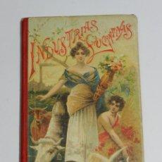 Libros antiguos: ANTIGUO LIBRO INDUSTRIAS LUCRATIVAS - PRODUCTOS FORESTALES - AÑO 1902 - ED. SATURNINO CALLEJA - N. 2. Lote 39733222