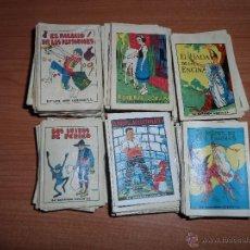 Libros antiguos: CUENTOS DE CALLEJA COLECCIÓN COMPLETA DE 300 CUENTOS ORIGINAL AÑOS 20-30. Lote 40061033
