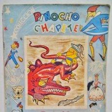 Libros antiguos: CHAPETE QUIERE SER HÉROE DE CUENTO. SERIE PINOCHO. CUENO DE CALLEJA. EDITORIAL GAHE. MADRID 1925. Lote 40098895