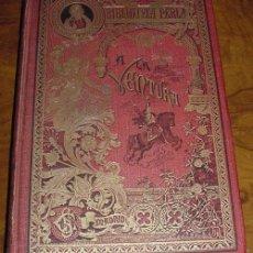 Libros antiguos: A LA AVENTURA. CUENTOS FANTASTICOS. ILUSTRADOS CON 148 GRABADOS - CORDELIA - SATURNINO CALLEJA: MADR. Lote 38243879
