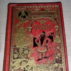 Libros antiguos: EL CALIFA LADRON. CUENTOS DE LAS MIL Y UNA NOCHES. DIBUJOS DE PENAGOS - (LITERATURA INFANTIL. ILUSTR. Lote 38244379