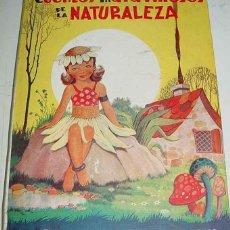 Libros antiguos: ANTIGUO CUENTOS MARAVILLOSOS DE LA NATURALEZA - ED. MOLINO - ILUSTRACIONES DE PILI BLASCO, ORIGINALE. Lote 38246440
