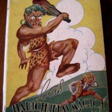 Livros antigos: LAS HABICHUELAS MAGICAS - GLORIA FUERTES, ILUSTRRACIONES DE AROZTEGUI - EDICIONES BAMBI - GRAFICAS U. Lote 38252469