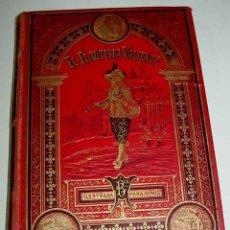 Libros antiguos: EL FLAUTISTA VALIENTE, BIBLIOTECA ILUSTRADA PARA NIÑOS XI - SATURNINO CALLEJA, CUENTOS MORALES ILUST. Lote 38254877