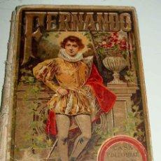 Libros antiguos: FERNANDO. BIBLIOTECA ILUSTRADA XXX DE CALLEJA - CUENTOS DE CALLEJA. CRISTÓBAL SCHMID. ILUSTRACIONES . Lote 38257767