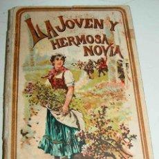 Libros antiguos: LA JOVEN Y HERMOSA NOVIA. BIBLIOTECA ILUSTRADA XII DE CALLEJA - CUENTOS DE CALLEJA. CRISTÓBAL SCHMID. Lote 38257768