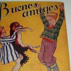 Libros antiguos: ANTIGUO CUENTO TRUENO I - Y OTROS CUENTOS - SERIE BEBE - TEXTO Y DIBUJOS DE JESUS SANCHEZ TENA - ED.. Lote 38259223
