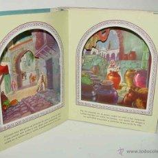 Libros antiguos: ANTIGUO CUENTO POP UP - ALI BABA Y LOS CUARENTA LADRONES - ILUSTRADO POR FERRANDIZ - COLECCION TEATR. Lote 38262750