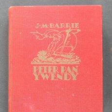 Libros antiguos: PETER PAN Y WENDY. J. M. BARRIE. Lote 40461247