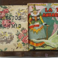 Libros antiguos: 4148. LOTE DE 4 LIBROS DE CUENTOS INFANTILES. AÑOS 30. VER DESCRIPCION. . Lote 40919723
