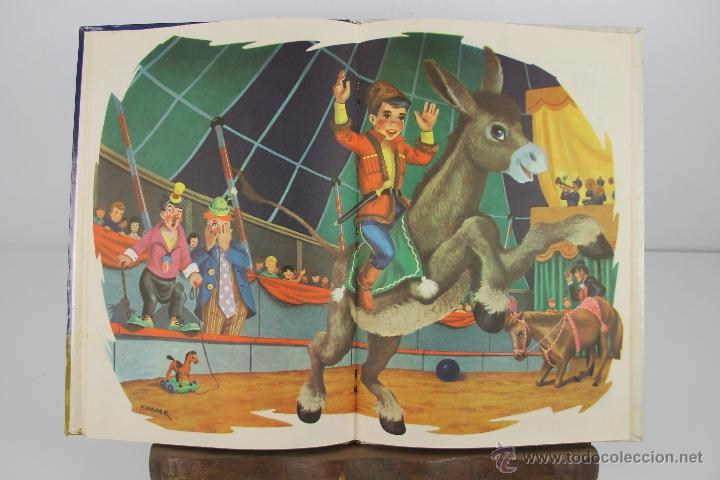 Libros antiguos: 4152- LOTE DE 5 CUENTOS INFANTILES EN CASTELLANO Y FRANCES. VARIAS EDIT. VER DESCRIPCION. AÑOS 30/50 - Foto 4 - 40921379
