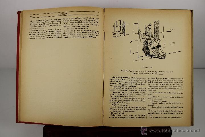 Libros antiguos: 4152- LOTE DE 5 CUENTOS INFANTILES EN CASTELLANO Y FRANCES. VARIAS EDIT. VER DESCRIPCION. AÑOS 30/50 - Foto 8 - 40921379