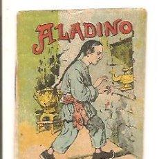 Libros antiguos: CUENTOS DE CALLEJA – ALADINO - JUGUETES INSTRUCTIVOS SERIE II – TOMO 24. Lote 41039835