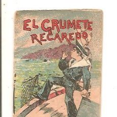 Libros antiguos: CUENTOS DE CALLEJA – EL GRUMETE RECAREDO - JUGUETES INSTRUCTIVOS SERIE III – TOMO 53. Lote 41042062