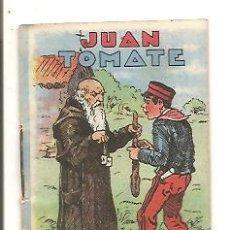 Libros antiguos: CUENTOS DE CALLEJA – JUAN TOMATE - JUGUETES INSTRUCTIVOS SERIE III – TOMO 58. Lote 41042125
