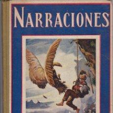 Libros antiguos: NARRACIONESESPAÑOL1917. Lote 41062404
