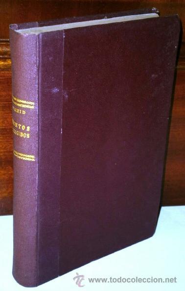 CUENTOS ESCOGIDOS POR CRISTÓBAL SCHMID DE ED. SATURNINO CALLEJA EN MADRID S/F (1910) 16ª EDICIÓN (Libros Antiguos, Raros y Curiosos - Literatura Infantil y Juvenil - Cuentos)