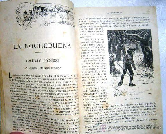 Libros antiguos: Cuentos escogidos por Cristóbal Schmid de Ed. Saturnino Calleja en Madrid s/f (1910) 16ª Edición - Foto 3 - 41076555