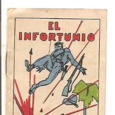 Libros antiguos: CUENTOS DE CALLEJA – EL INFORTUNIO - JOYAS PARA NIÑOS (CUENTOS MORALES) SERIE II – TOMO 32. Lote 41096218