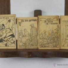 Libros antiguos: 4380- COL.LECCIO EN PATUFET. LOTE DE 21 NUMEROS. 1920. . Lote 41300508