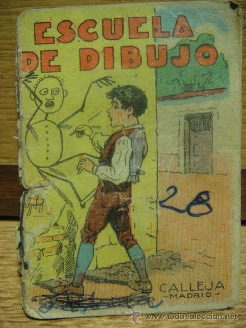 escuela de dibujo  mini cuento calleja  choco  Comprar Libros