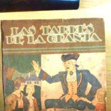 Libros antiguos: LAS TARDES DE LA GRANJA . ED SATURNINO CALLEJA . 1ª SÉRIE XXIV . DUCRAY. Lote 41495350
