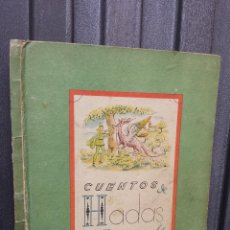 Libros antiguos: CUENTOS DE HADAS Y MAGOS. JOSE LUIS OJEDA. Lote 41637476