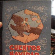 Libros antiguos: CUENTOS DE NAVIDAD DCP - LIBRTO DEL 1930 EN PERFECTO ESTADO. Lote 41726914