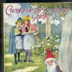Libros antiguos: CUENTOS DE LOS HERMANOS GRIMM A-CUENTO-659. Lote 42153744