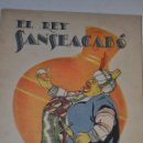 Libros antiguos: CUENTOS DE CALLEJA EN COLORES. EL REY SANSEACABÓ. RM64993. Lote 42223357