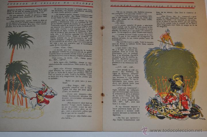 Libros antiguos: Cuentos de Calleja en Colores. El Rey Sanseacabó. RM64993 - Foto 2 - 42223359