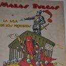 Libros antiguos: CUENTOS DE CALLEJA EN COLORES. MALAS – PULGAS O LA ISLA DE LOS PRODIGIOS. RM64994. Lote 42223524