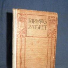 Libros antiguos: CONTES PERA NOYS - MANEL MARINEL-LO - AÑO 1907 - ILUSTRACIONS DEN JUNCEDA.. Lote 42253003