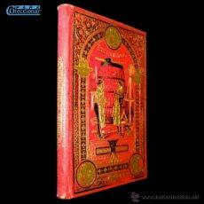 Libros antiguos: PCBROS - NOBLEZA DE UN ARTESANO - BIBLIOTECA ILUSTRADA TOMO XIX - ED. SATURNINO CALLEJAS. Lote 42845507