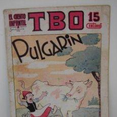Libros antiguos: EL CUENTO INFANTIL. Nº3. SUPLEMENTO DE TBO. JUNIO 1936. Lote 43490805