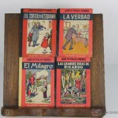 Libros antiguos: 4674- COLECCION FREIXINET. JOSE Mª FOLCH Y TORRES. 4 TITULOS. EDIT FREIXINET. SERIE 1ª. . Lote 43513644