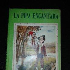 Libros antiguos: LA PIPA ENCANTADA - A TRAVES DEL DESIERTO - LOS PIGMEOS DE LA SELVA . R. ROVIRA VILELLA - ILUSTRACIO. Lote 43644711