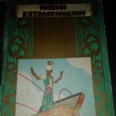 Libros antiguos: SUCESOS EXTRAORDINARIOS. CUENTOS DE CALLEJA. ILUSTR. DE PENAGOS. BIBLIOTECA ENCICLOPÉDICA Nº 4.. Lote 43674114