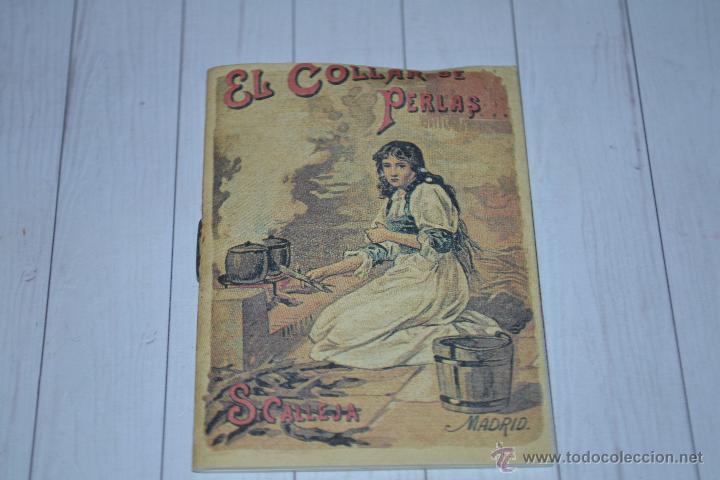 8173aabcb57e Los cuentos de calleja el collar de perlas - Vendido en Venta ...
