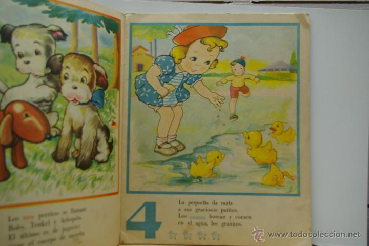 Libros antiguos: APRENDAMOS A CONTAR -CON ILUSTRACIONES DE RODOLFO DAN - Foto 2 - 43777312