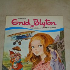 Libros antiguos: CUENTOS DE ENID BLYTON. AÑO 1981. Lote 43969812
