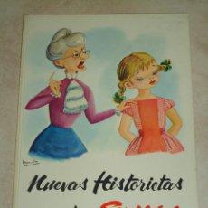Libros antiguos: NUEVAS HISTORIETAS DE SUSANA. AÑO 1962. Lote 43970349