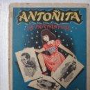 Libros antiguos: LIBRO CUENTO , ANTOÑITA LA FANTASTICA , BORITA CASAS , EDIC GILSA , ORIGINAL . Lote 44303893
